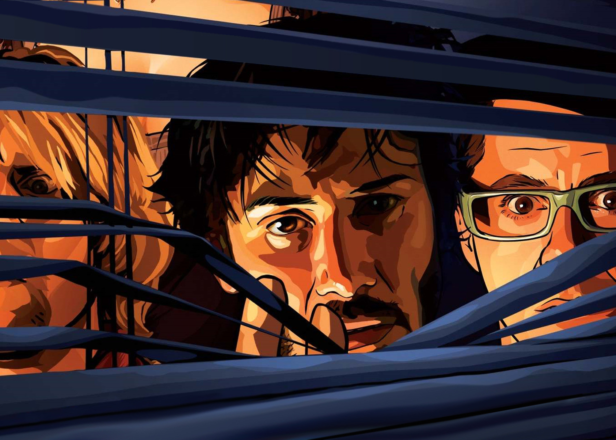A Scanner Darkly vinyl