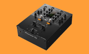 Pioneer DJ announces affordable two-channel mixer, DJM-250MK2