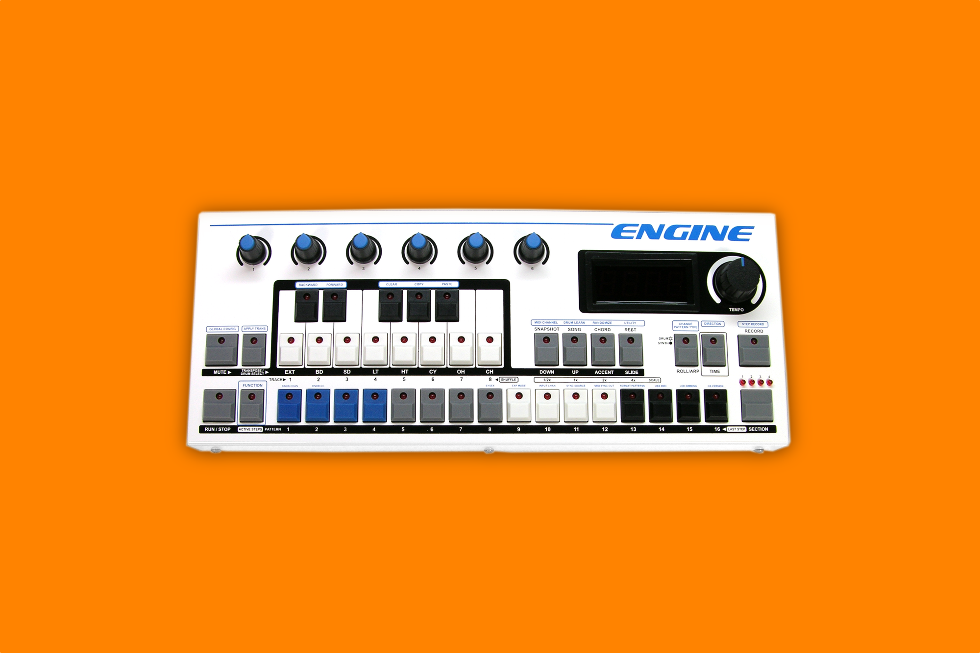 hardware sequencer