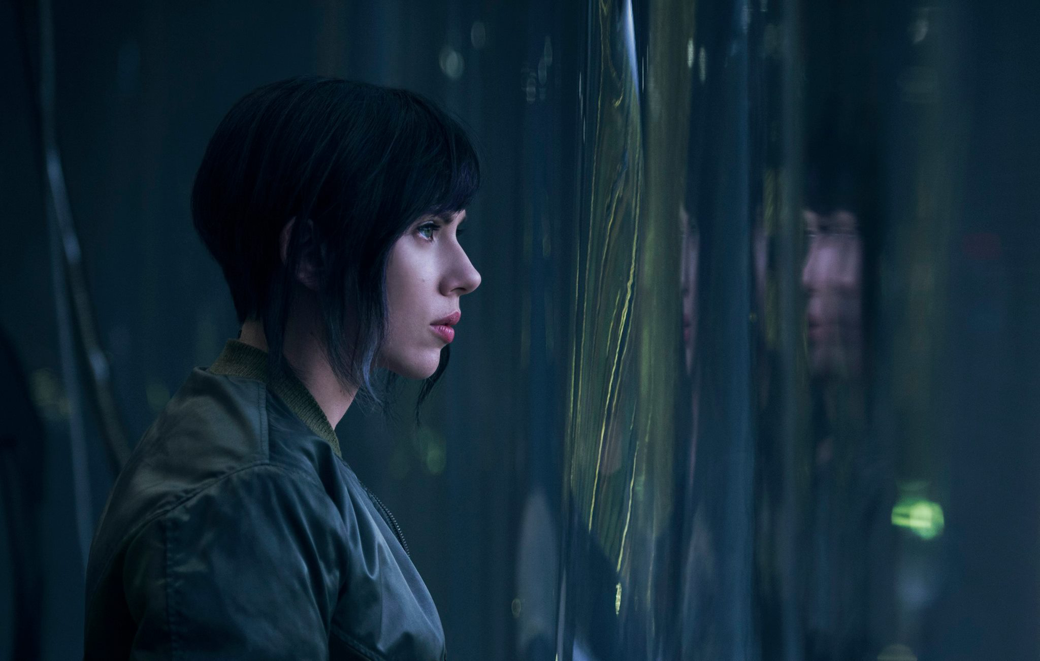 Image result for ghost in the shell review