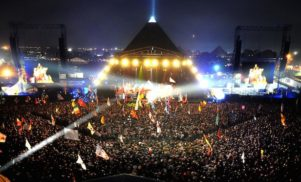 The Glastonbury 2017 lineup just dropped