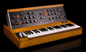 Behringer is planning a budget Minimoog clone