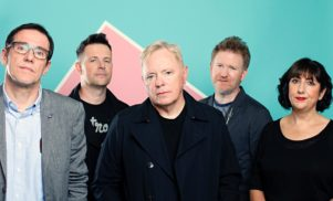 New Order reveal new live album NOMC15
