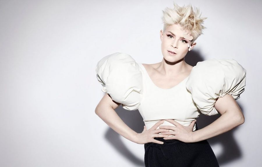 Robyn Debuts New Song Honey On Hbo S Girls