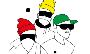 Seekersinternational release FACT mix as Gunman Cult Classixx Mix tape