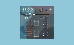 Tim Exile's SLOO synth creates sound with a giant swarm of oscillators