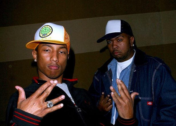 Timbaland might beat battle Pharrell according to Just Blaze