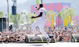 Watch Stormzy cause mosh pits at Coachella with 'Know Me From', 'Shut Up' and more