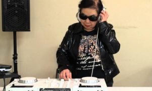 This 82-year-old Japanese woman makes dumplings by day and DJs the red light district by night