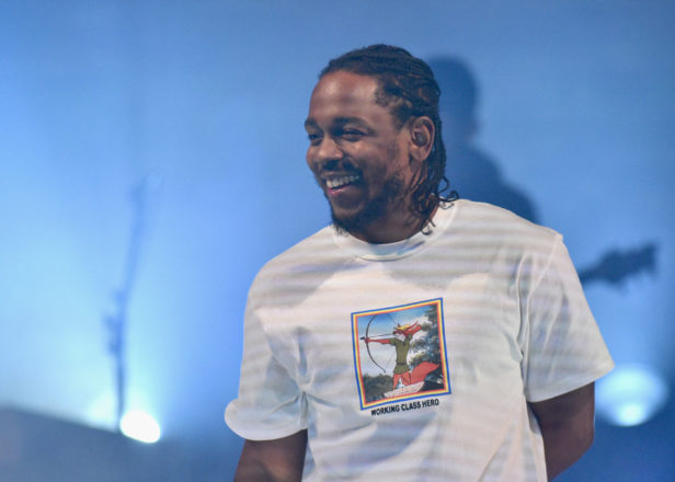 Kendrick Lamar says he has more music coming