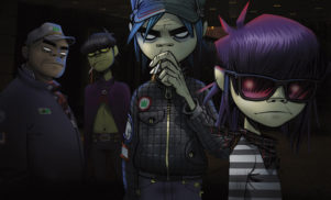 Hear a Gorillaz bonus track with Zebra Katz, Ray BLK and Rag'n'Bone Man