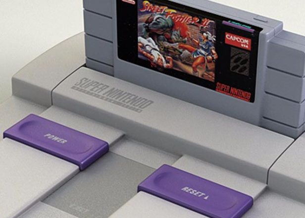 Nintendo may have a miniature SNES in the works