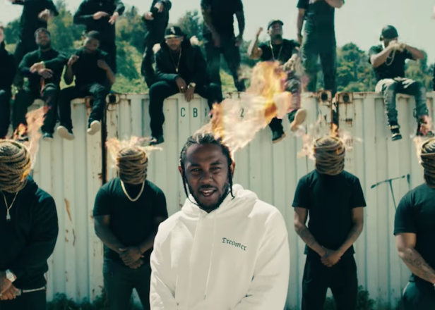 Kendrick Lamar's Big Tease Was For...His New Album's Release Date