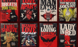 New Order and The Smiths songs reimagined as Stephen King book covers