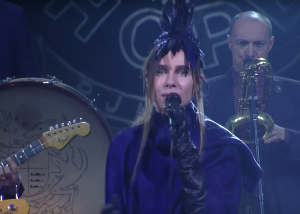 Watch PJ Harvey's first US TV performance in six years