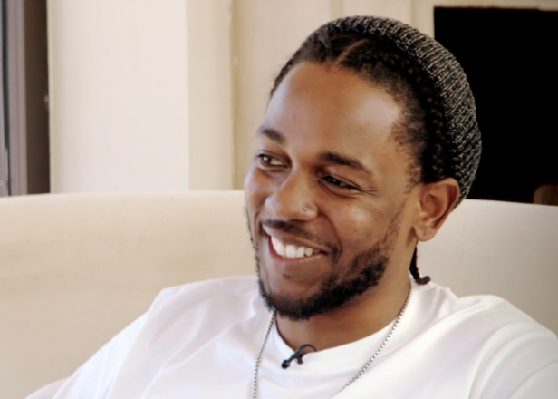Watch Kendrick Lamar discusses DAMN. in new interview