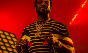 Gucci Mane brings out 50 Cent, A$AP Rocky, Chief Keef for second Coachella performance