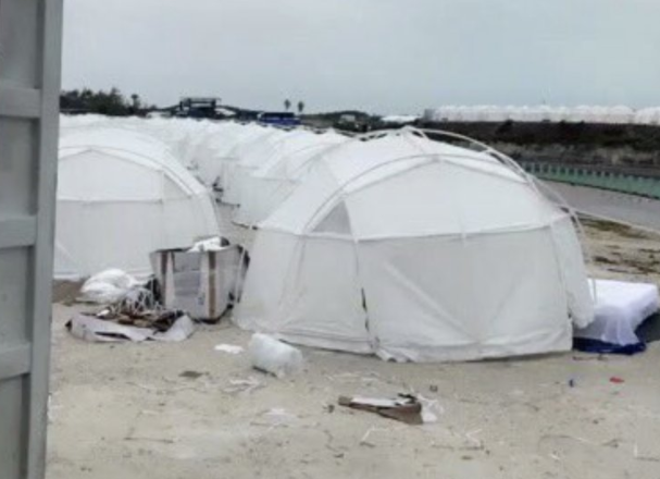 $12000 luxury island festival descends into chaos after fans complain of u201c refugee c&u201d conditions & $12000 luxury island festival descends into chaos after fans ...