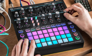 Novation's Circuit Mono Station is an affordable analog synth and sequencer in one