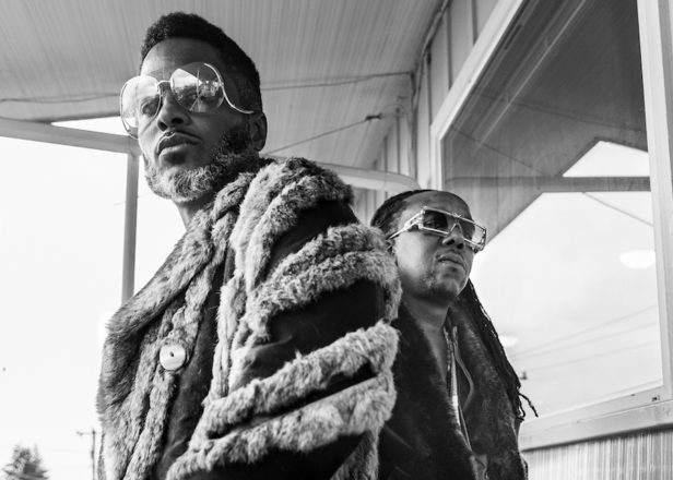 Shabazz Palaces announce third album Quazarz: Born on a Gangster Star