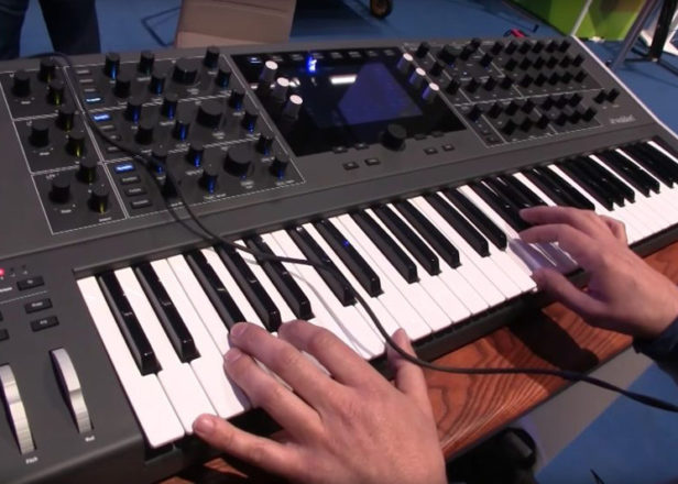 Waldorf U0026 39 S New Synth Lets You Make Mutant Hybrid Sounds