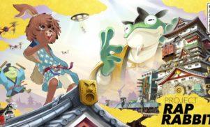 PaRappa and Gitaroo Man creators team for battle rap game in ancient Japan
