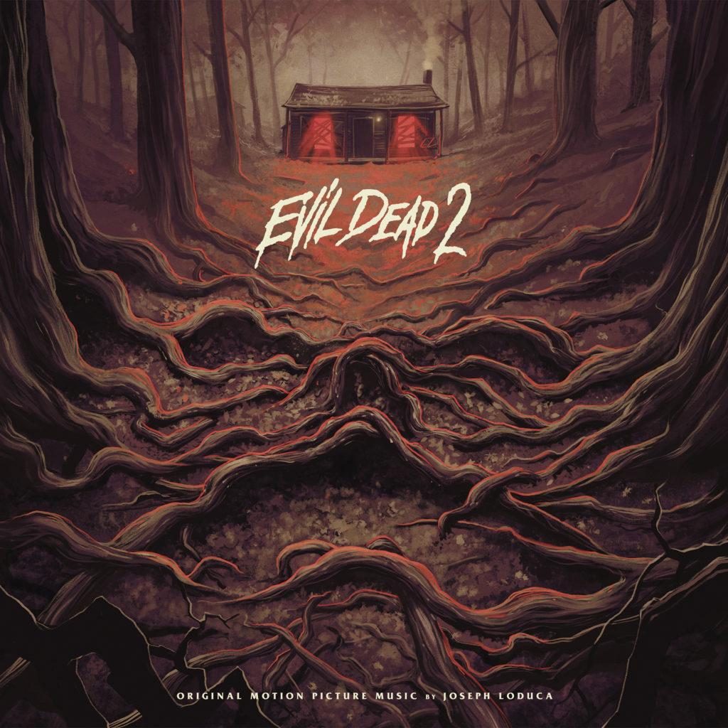 Waxwork announce Evil Dead 2 anniversary soundtrack release