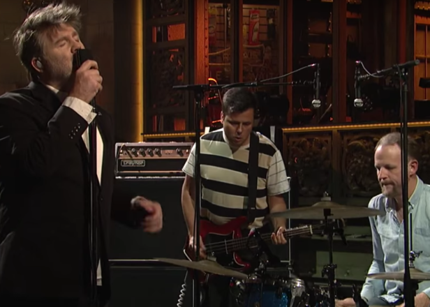 LCD Soundsystem Brought Its New Songs To 'Saturday Night Live'