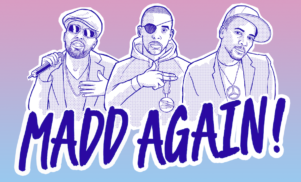 Madd Again! announce MaddTing Vol. 2.1 EP on Swing Ting