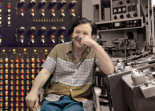 Electronic pioneer Raymond Scott's unreleased music collected on new 3LP set