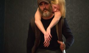 Hear a clip from Jonny Greenwood's score for You Were Never Really Here