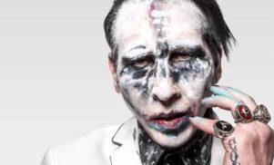Marilyn Manson announces European tour