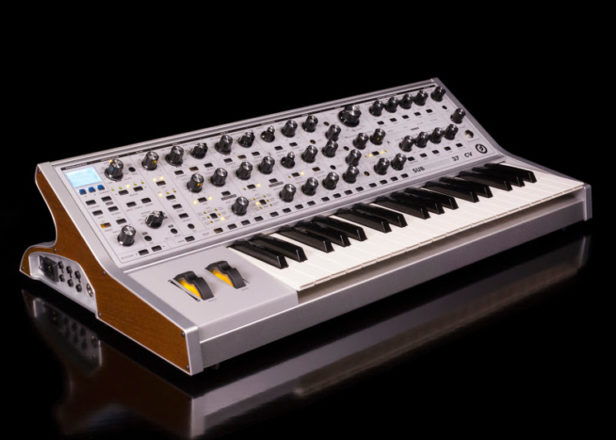 Moog's new synth is designed to connect to your modular system