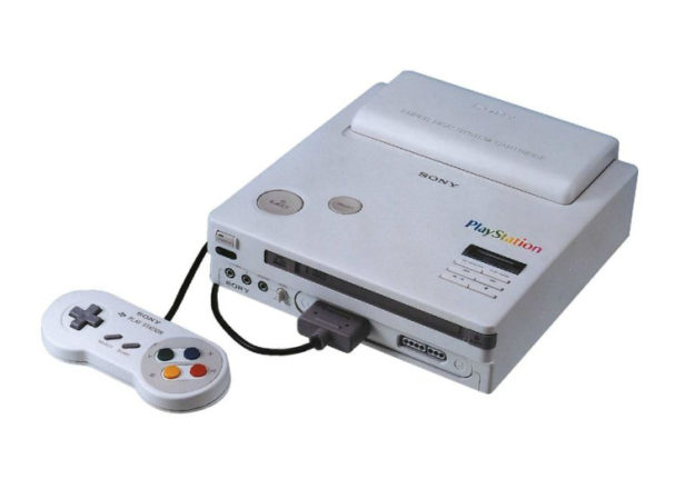 Super Nintendo PlayStation Prototype Repaired and Capable of Playing Games