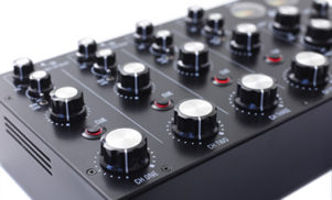 MasterSounds' new rotary mixer is a hand-built retro marvel