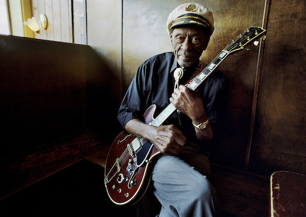 Watch Chuck Berry's first music video ever