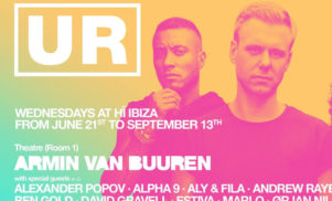 Underground Resistance accuse Armin van Buuren of plagiarizing logo for Ibiza party