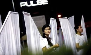 Orlando honors Pulse nightclub victims one year after shooting