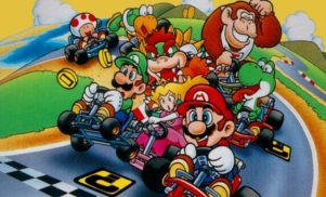 Real-life Mario Kart to be main attraction of Super Nintendo World theme park