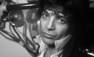 Suicide frontman Alan Vega's first posthumous album IT out next month