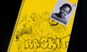 Dizzee Rascal's new album Raskit is out next month