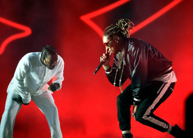 Watch Future and Kendrick Lamar perform 'Mask Off' at BET Awards 2017 and more