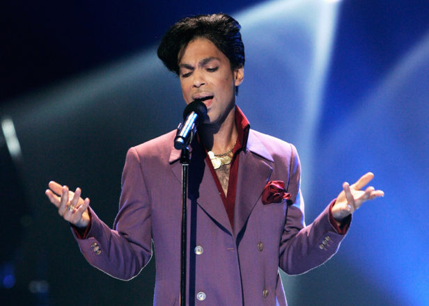Z Is Producing a Posthumous Prince Album