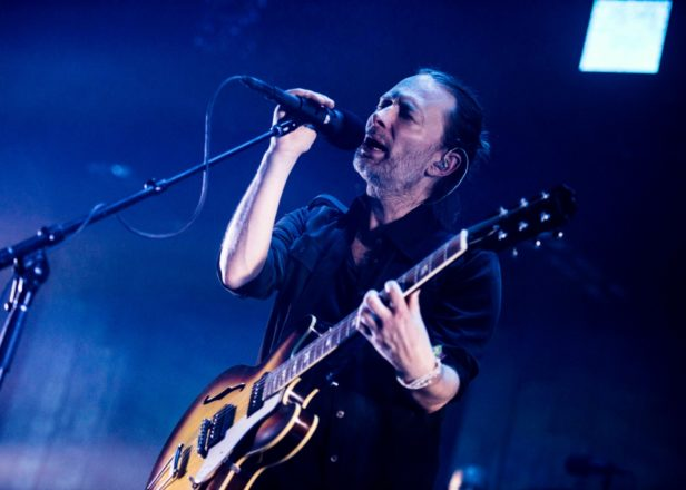Radiohead's Music Video for the Previously Unreleased Song 'Man Of War'