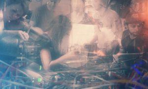 Secret Drum Band unleash percussive hell on debut album Dynamics