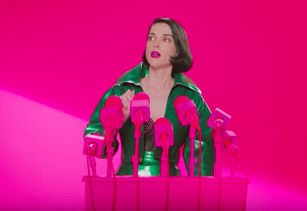 Fear the Future With St. Vincent at the Ryman This Fall