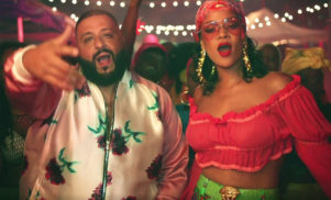 DJ Khaled enlists Rihanna and Bryson Tiller for Carlos Santana-sampling 'Wild Thoughts'