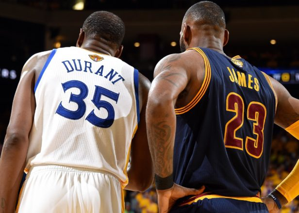 Golden State among best teams I've seen, says LeBron James