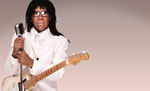 Nile Rodgers says he scrapped Chic song about Prince after his death