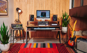 Output's Platform could be the home studio desk musicians have been looking for